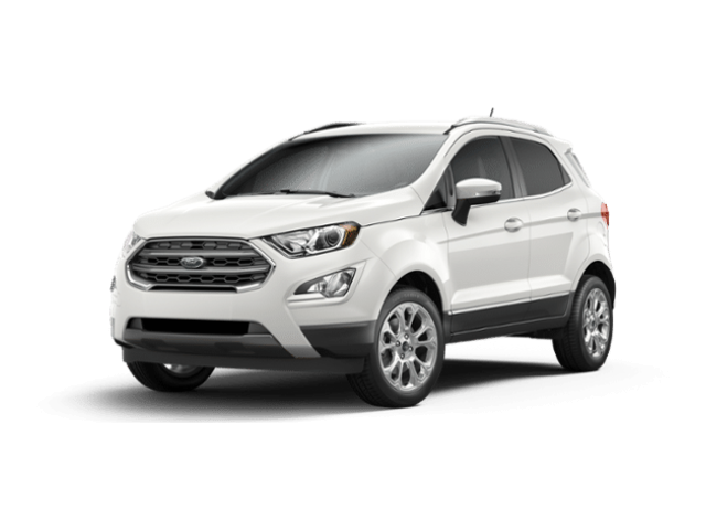 New 2018 Ford EcoSport Titanium Crossover For Sale/Lease Conshohocken